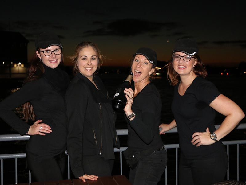 Hunter Valley Events Staff