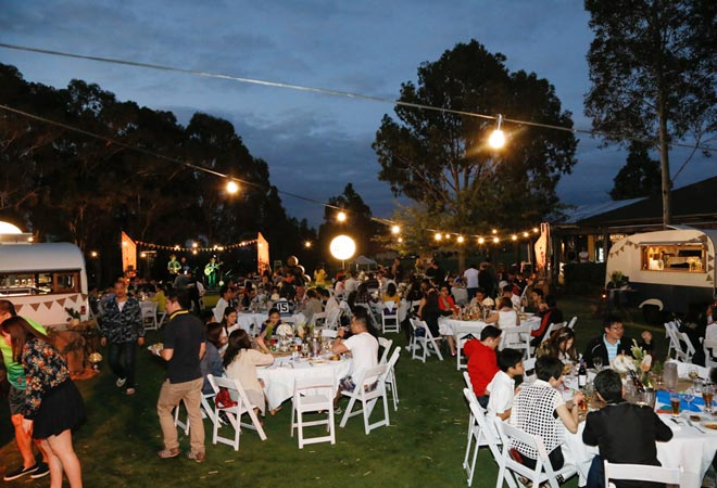 Hunter Valley Events Special Events Food and Wine Festival
