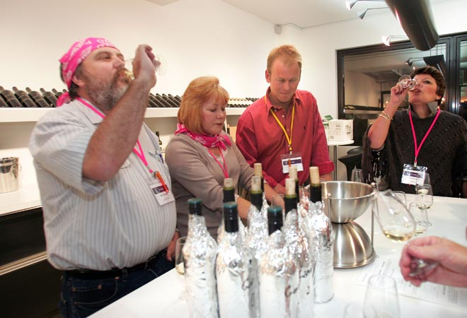 Hunter Valley Events Tours Activities Hands On Winery Tour