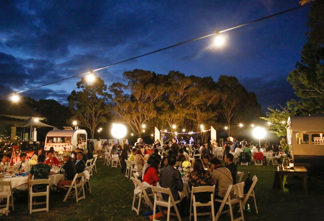 Hunter Valley Events Inbound Overnight Program