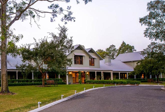 Hunter Valley Events Conference Venues Hotels Spicers Vineyard Estate