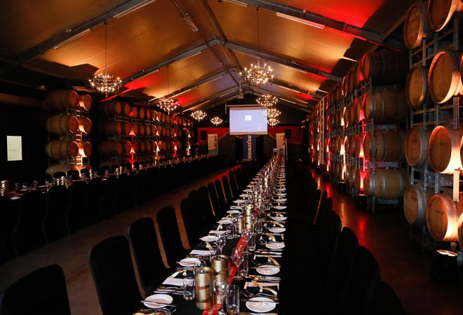 Hunter Valley Events Conference Venues Roche Estate Barrel Room
