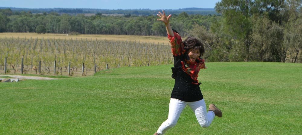 Hunter Valley Events Inbound Groups Header
